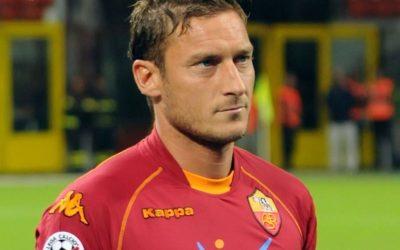 Anche la FIFA incorona Francesco Totti. E' lui il Re del gol dei tempi moderni