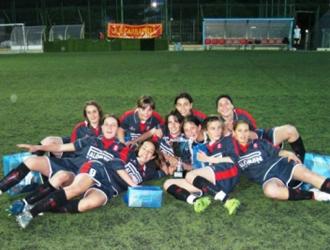 Polisportiva Roma | News Totti Soccer School – Dopo un'annata ricca di soddisfazione, la Scuola calcio Francesco Totti da l'Appuntamento al 29 agosto alle ragazze della Serie C