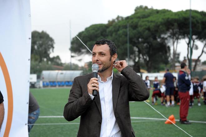 Leva giovanile per le ragazze della Scuola Calcio Francesco Totti