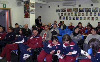 Polisportiva Roma | News Totti Soccer School – Dall'11 al 24 Marzo si svolgerà iI Corso di Formazione di Calcio Integrato, presso la Longarina