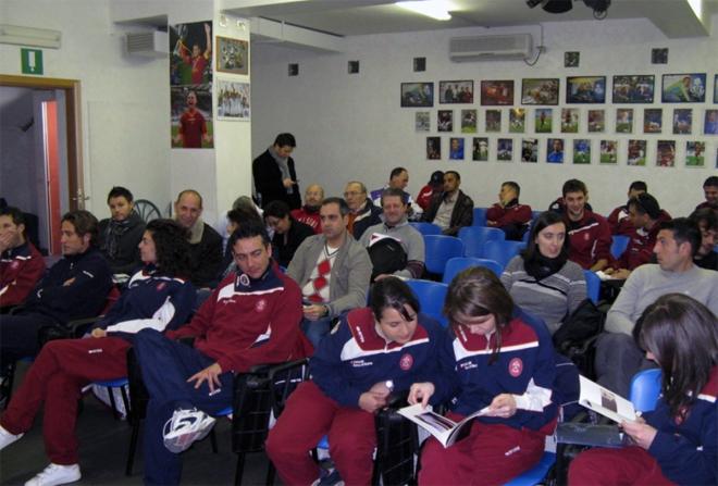 Dall'11 al 24 Marzo si svolgerà il Corso di Formazione di Calcio Integrato, presso la Longarina