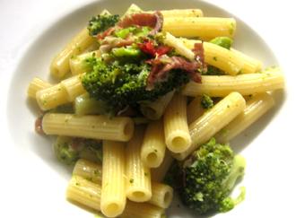 La Pasta co' li Broccoli