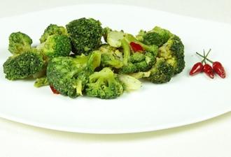 Ricette della Cucina Romana – Broccoletti strascinati 'n padella