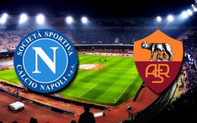 Di ritorno dalla tournèe negli Usa ad Orlando in casa Disney, l'AS Roma riparte in Serie A contro il Napoli