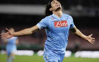 Al San Paolo l'AS Roma subisce una dura lezione dal Napoli di Cavani. Ancora una volta tante occasioni gettate al vento