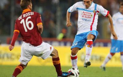 Dopo la sconfitta con il Napoli, l'AS Roma deve andare al Massimino per riscattarsi immediatamente