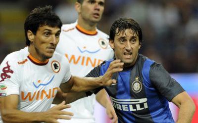 Altri 3 incontri e tutti ravvicinati, tra Serie A e Coppa Italia, tra l'AS Roma e l'Inter
