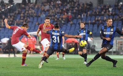L'AS Roma pareggia contro L'inter con una gara senza emozioni. La corsa verso l'Europa è ancora uan volta frenata