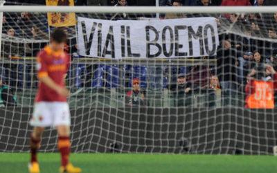 Dopo l'indegna sconfitta dell'AS Roma all'Olimpico contro il Cagliari, Mister Zeman è ormai appeso ad un filo. Ma è davvero solo colpa sua?