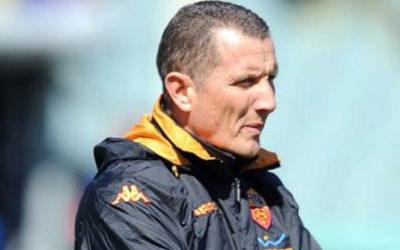 L'AS Roma a colloquio con Mister Andreazzoli, nel suo primo giorno ufficiale da allenatore a Trigoria