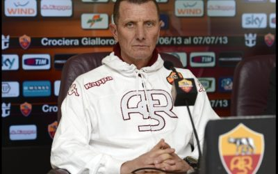 A Trigoria conferenza stampa chiarificatrice di Mister Andreazzoli