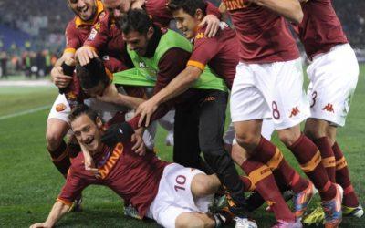 """La Roma batte la Juventus e si rilancia in campionato. Totti """"illumina d'immenso"""" la gara"""