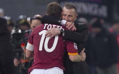 """Andreazzoli fa i complimenti alla Roma: """"Una vittoria di anima e cuore"""""""