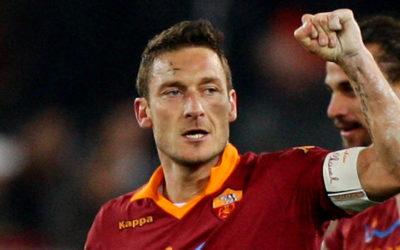 Rivera esalta Totti dal sondaggio della Gazzetta – E' lui il migliore italiano degli ultimi 30 anni!