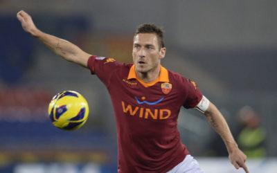 Con la rete alla Juve Totti mette Nordahl nel mirino. Lo svedese è a un gol di distanza