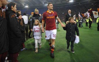 Il Genoa esce sconfitto contro l'AS Roma nella serata in cui Francesco Totti entra nella Leggenda. Agganciato Nordahl a quota 225 reti