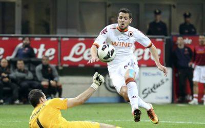 L'AS Roma stende l'Inter con un doppio Destro. 3 a 2 il risultato finale. Per la terza volta nella storia della Coppa Italia sarà un Derby a decidere la squadra campione