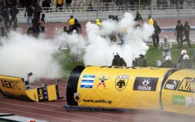 AEK Atene, niente sconti: penalizzazione di tre punti e retrocessione in Serie B, per la prima volta in 89 anni di storia
