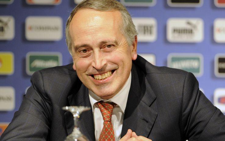 """Giancarlo Abete (FIGC): """"Prossimo campionato di Serie A? Si iscrivono solo i club che hanno uno stadio"""""""