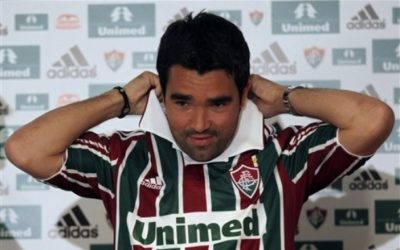 Deco (Fluminense), ex di Barcellona e Chelsea, positivo all'antidoping in Brasile