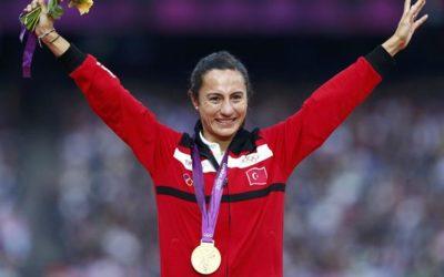 Polisportiva Roma | News Atletica – Doping: trovata positiva Asli Cakir, oro a Londra nei 1500 m
