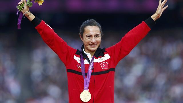 Polisportiva Roma   News Atletica – Doping: trovata positiva Asli Cakir, oro a Londra nei 1500 m