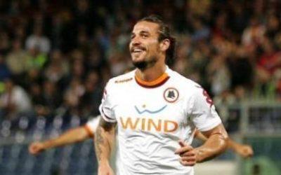 Colpo grosso dell'AS Roma. Un gol di Osvaldo nel finale stende la Fiorentina di Montella