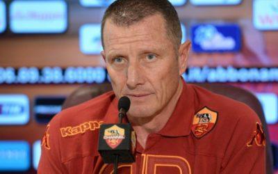 """AS Roma – Andreazzoli parla in Conferenza stampa: """"Dobbiamo fare il possibile per migliorare la nostra classifica. Osvaldo? Ho inciso moltissimo sul suo recupero"""""""