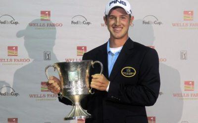 "Polisportiva Roma | News Golf – Derek Ernst trionfa negli Stati Uniti al ""Wells Fargo Championship"""