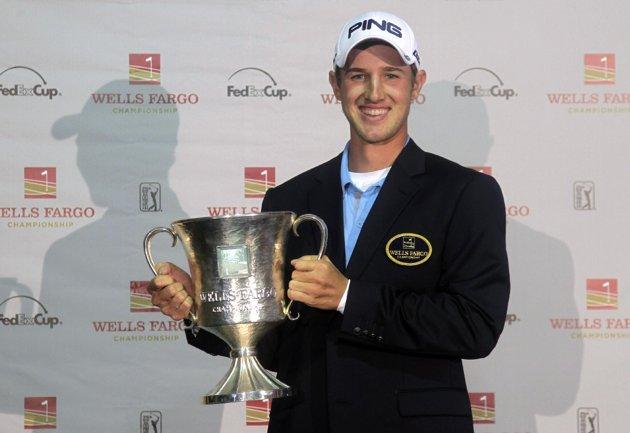 "Polisportiva Roma   News Golf – Derek Ernst trionfa negli Stati Uniti al ""Wells Fargo Championship"""