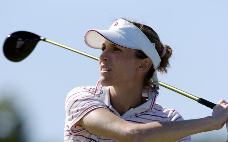 Polisportiva Roma | News Golf – Di nuovo protagonista l'azzurra Diana Luna sul green