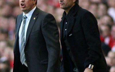 Mourinho-Benitez, polemiche a distanza: in palio la panchina del Chelsea