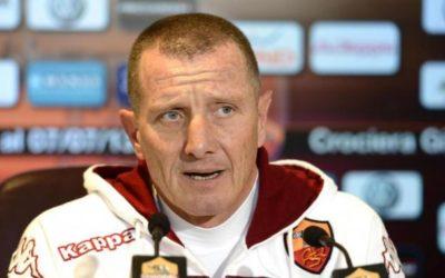 """Andreazzoli in conferenza stampa, elude le domande sul futuro allenatore dell'AS Roma e si lascia andare ad un commento sui due pretendenti """"Allegri e Mazzarri? Mi piacciono molto entrambi"""""""