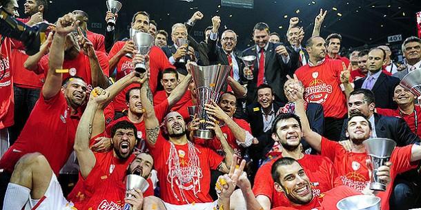 Polisportiva Roma | News Basket – Basket: l'Eurolega va in Grecia, Olympiakos campione