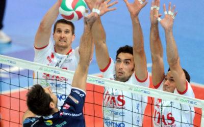 News Volley | Serie A1 – Nel campionato di Volley, Trento ancora campione, 3-2 al Piacenza