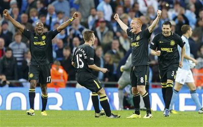 Wigan, record negativo: dalla Coppa alla B in tre giorni