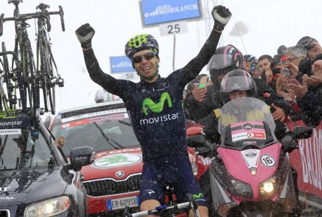 GIRO D'ITALIA – Tappa epica con arrivo in Francia sul Galiber, in onore di Pantani. Vince Visconti, Nibali controlla