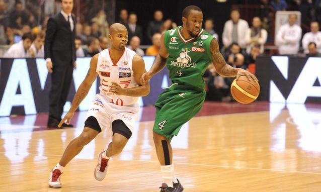 Polisportiva Roma   News Basket – La Montepaschi Siena beffa l'EA7 Milano e vola in semifinale dei PlayOff Scudetto