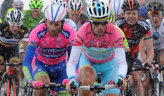 GIRO D'ITALIA – Nibali domina la cronoscalata rifilando 58″ a Samuel Sanchez. La vittoria finale è a un passo