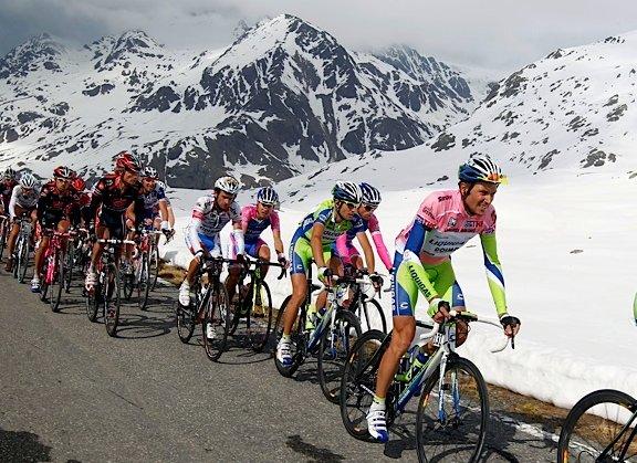 GIRO D'ITALIA – Annullata la diciannovesima tappa del Giro, causa maltempo