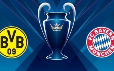 CHAMPIONS LEAGUE – E' il momento della finale. Borussia Dortmund e Bayern Monaco si sfidano a Wembley per il trofeo più prestigioso