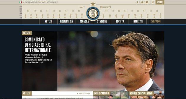 Polisportiva Roma | News Calciomercato – E' Mazzarri il successore di Stramaccioni sulla panchina dell'Inter