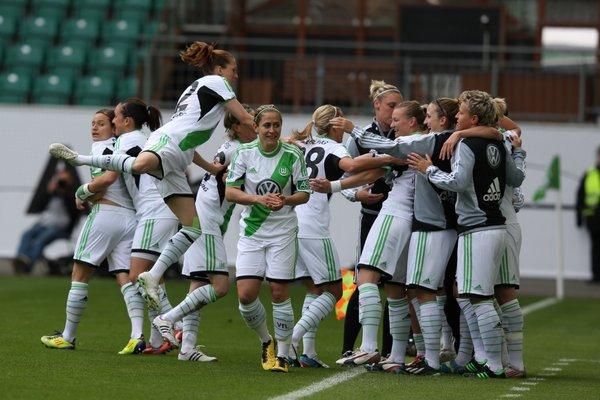 CALCIO FEMMINILE – Il Wolfsburg trionfa nella Champions League femminile. Battuto il Lione