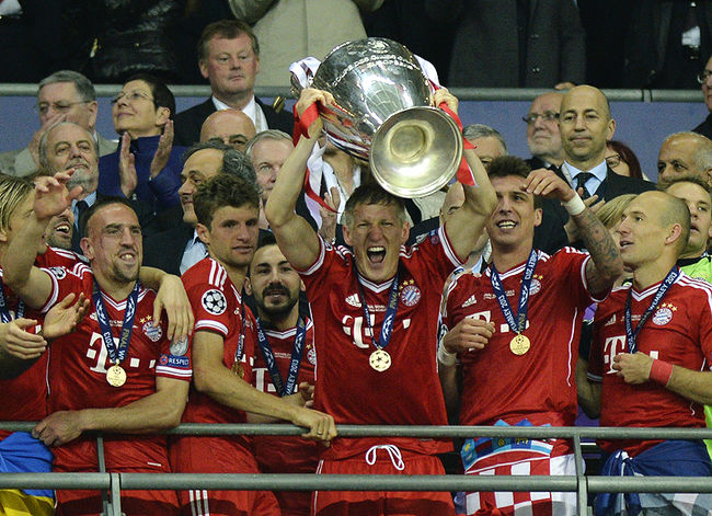 CHAMPIONS LEAGUE – Al novantesimo Wembley dice Bayern. Gol di Robben e Borussia Dortmund affondato