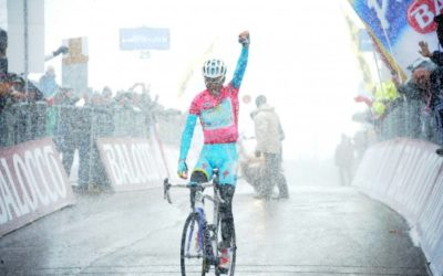 GIRO D'ITALIA – Vincenzo Nibali stacca tutti sulle Tre Cime di Lavaredo e il trionfo è tutto suo. Impresa epica tra la neve