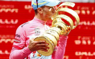 GIRO D'ITALIA – L'ultima tappa a Brescia sancisce il trionfo di Vincenzo Nibali. La tappa va a Mark Cavendish