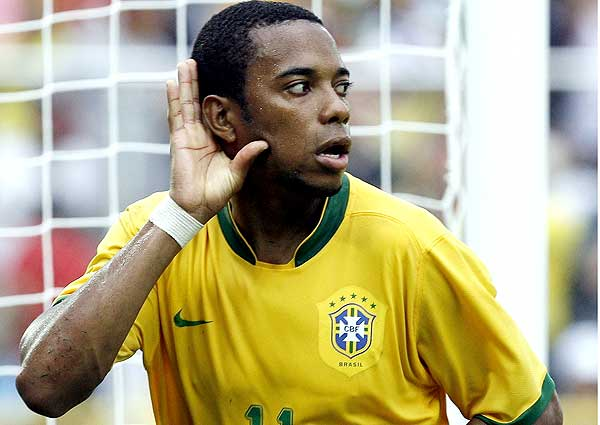 Polisportiva Roma | News Calciomercato – Il Santos pensa a Robinho per il dopo Neymar