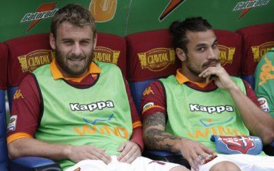 AS ROMA – Con il nodo allenatore ancora da sciogliere, l'AS Roma si concentra sul mercato. Osvaldo e Stek in uscita, De Rossi verso il Chelsea?