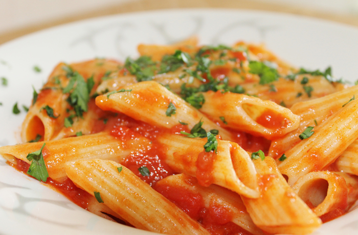 Penne all'Arabbiata