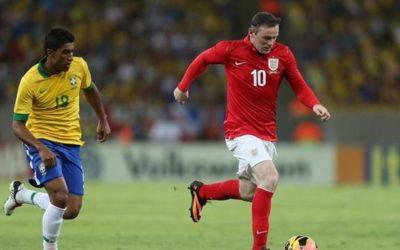 CALCIO – Nell'amichevole Brasile – Inghilterra finisce 2-2, in un Maracanà ristrutturato ma non ancora finito
